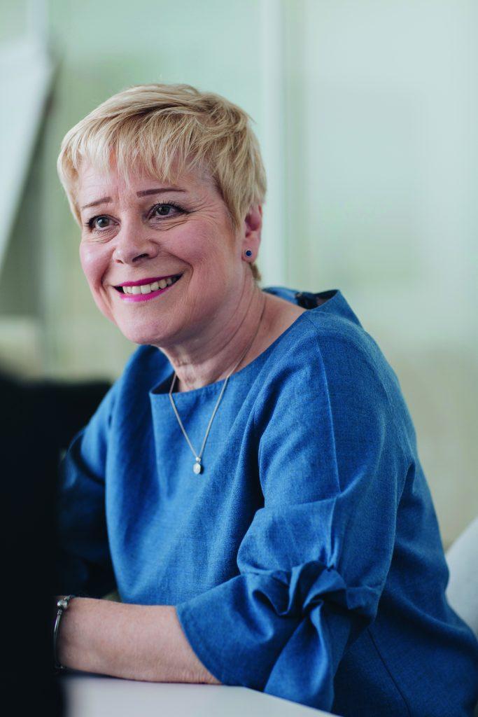 Portrait Linda Jackson par Letizia Le Fur