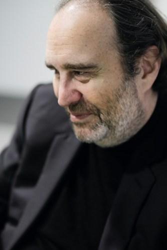 Portrait de Xavier Niel par Philippe Bauduin