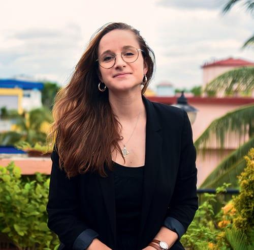 Pauline Laravoire TechnoIndia