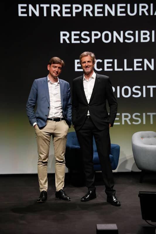 Assemblée générale 2021 : Adrien Couret et Frédéric Jousset