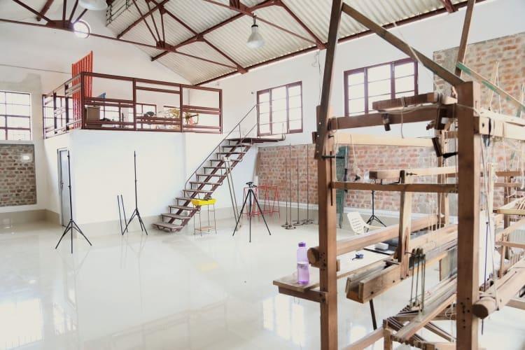atelier intérieur