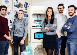 l'équipe de plast'if, écologie
