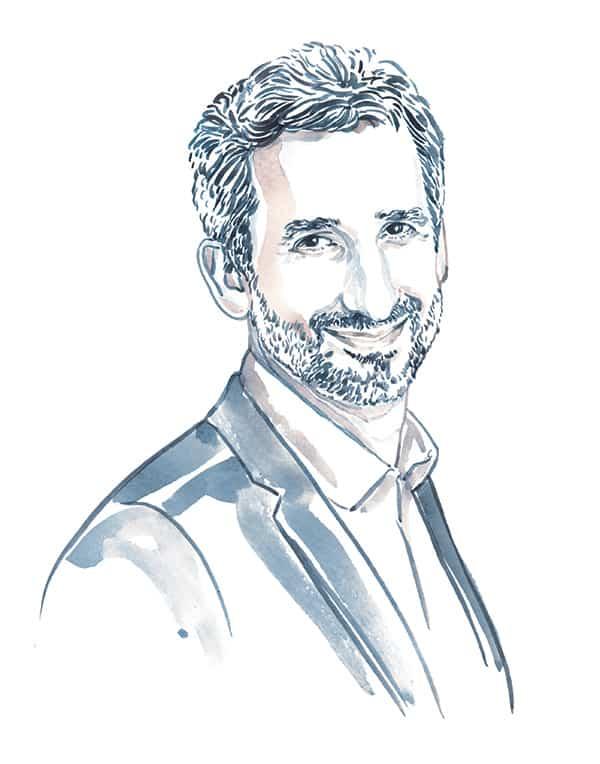 Eloïc Peyrache Directeur général et dean d'HEC Paris