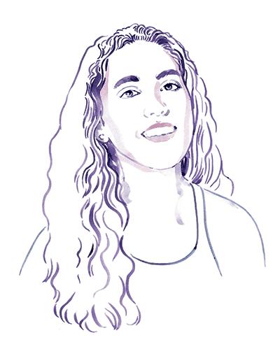 Kristy Asseily (M.21)